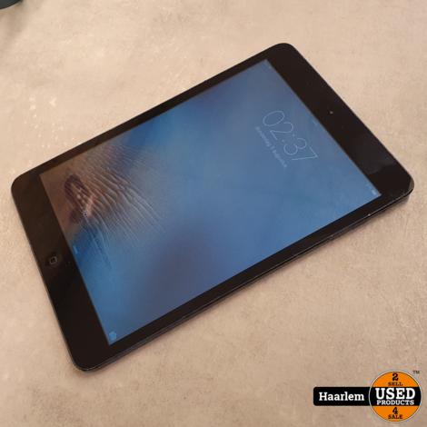 Apple iPad mini 32Gb Black met lightning kabel