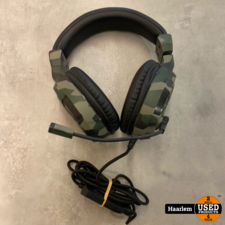 Big ben koptelefoon ps4 camouflage