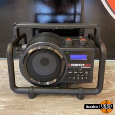 Perfectpro DAB+ dbx3 bouwradio