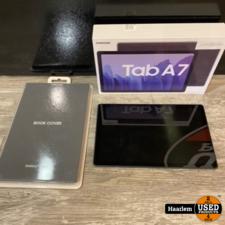 Samsung tab A7 sm-500 32gb als nieuw in doos met beschermhoes
