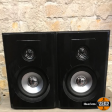 Fenton SHF404B actieve stereo speakers