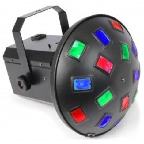 BeamZ Mushroom 3x 3W RGB LED's
