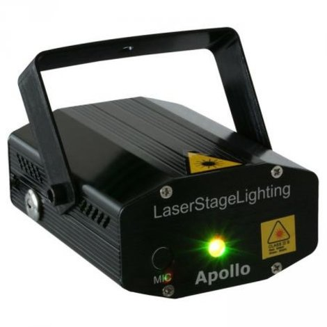 Apollo Multipoint RG Laser