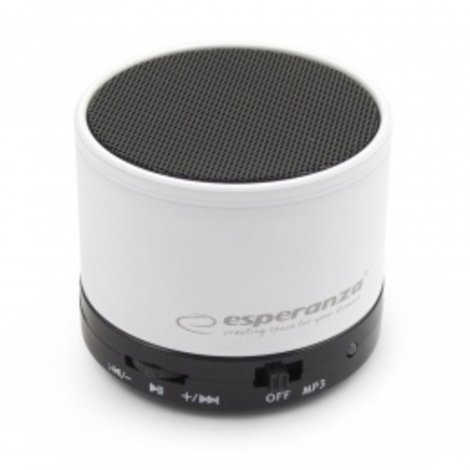 Bluetooth Speaker Ritmo Wit
