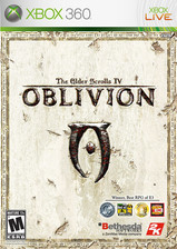 Xbox 360: Elder Scrolls IV Oblivion