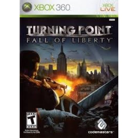 Xbox360: Turning Point Fall of Liberty