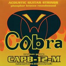 CAPB-12-M  |  Cobra snarenset akoestische gitaar