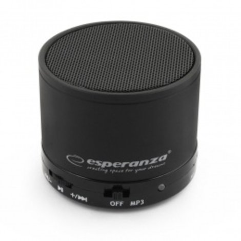 Bluetooth Speaker Ritmo Zwart