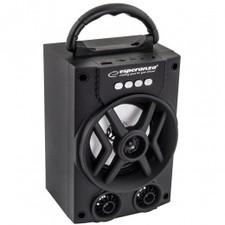 Bluetooth speaker Rhythm | Zwart | Nieuw