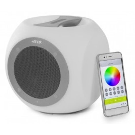 Max CX1 Outdoor Colour-changing Speaker