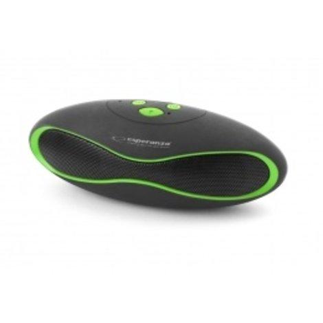 Bluetooth Speaker Trival Zwart/Groen