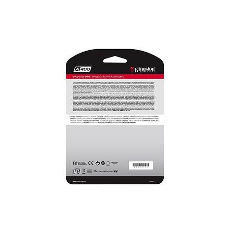 Kingston 240GB SSDNow A400