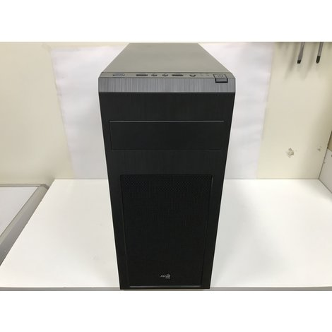 D-XL Aerocool G3900 | Intel Celeron G3900 | 4GB - 120GB SSD & 1TB | Nieuw