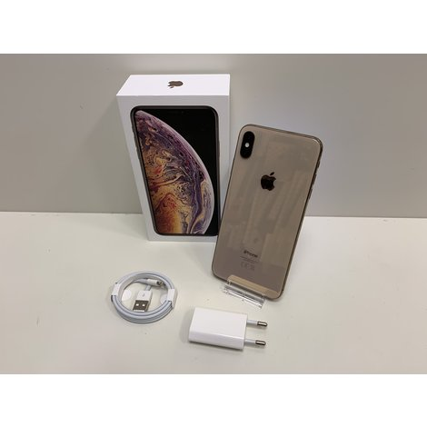 Apple iPhone XS Max | 256GB | Goud | A-Grade