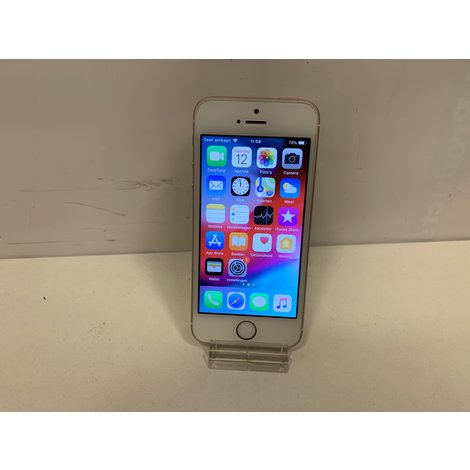 Apple iPhone SE   128GB   Rose Goud   B-Grade