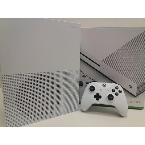 Microsoft Xbox One S 1TB | Wit | B-Grade