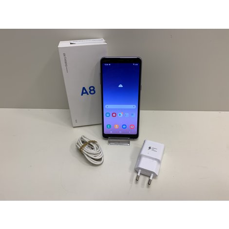 Samsung Galaxy A8 2018 32GB   Orchid-Gray   B-Grade