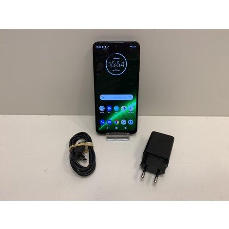 Motorola Moto G7 Plus 64GB | Zwart | B-Grade