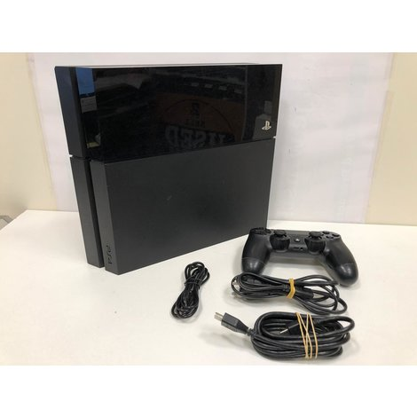 Sony Playstation 4 500GB HDD | Zwart | C-Grade