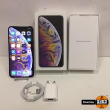 Apple Apple iPhone XS Max 64GB | Zilver | C-Grade