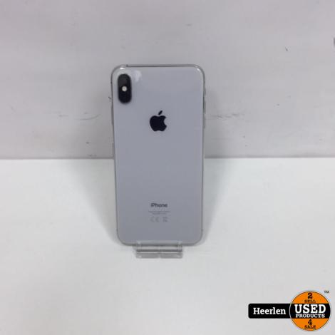 Apple iPhone XS Max 64GB | Zilver | C-Grade