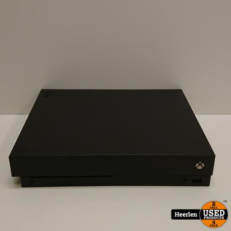 Microsoft XBOX ONE X 1TB | Zwart | A-Grade | Met Garantie