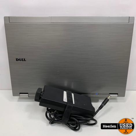 Dell Latitude E6510 | Intel Core i7-Q720 | 8GB - 320GB | B-Grade | Met Garantie