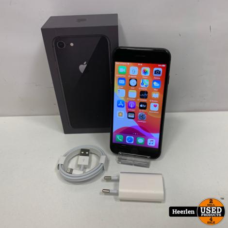 Apple iPhone 8 | 64GB | Space Gray | B-Grade | Met Garantie