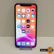 Apple Apple iPhone X   64GB   Space Gray   C-Grade   Met Garantie