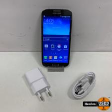 Samsung Samsung Galaxy S4   8GB   Zwart   B-Grade   Met Garantie