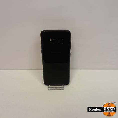 Samsung Galaxy S8 | 64GB | Zwart | A-Grade | Met Garantie