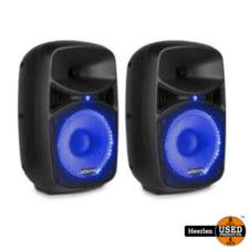 Vonyx  VPS102A Actieve Speakerset