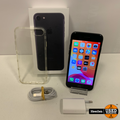 Apple iPhone 7 | 32GB | Space Gray | B-Grade | Met Garantie