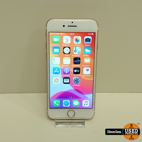 Apple iPhone 7 | 32GB | Rose goud | B-Grade | Met Garantie