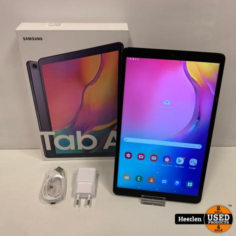 Samsung Galaxy Tab A 10.1 2019 Wi-Fi 4G | 64GB | Zwart | A-Grade | Met Garantie