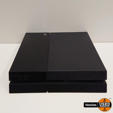 Sony Playstation 4   1TB   Zwart   B-Grade   Met Garantie