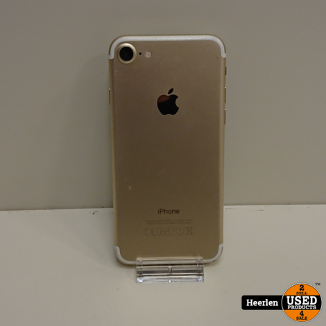 Apple iPhone 7 | 32GB | Goud | B-Grade | Met Garantie