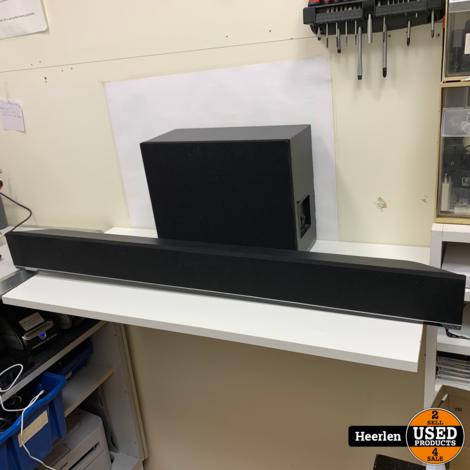 Vizio S3821w-C0 Soundbar - Wireless Subwoofer