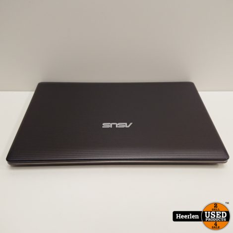 Asus K55A   Intel Core i5-3210M   4GB - 240GB SSD   B-Grade   Met Garantie