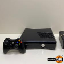 Microsoft Microsoft Xbox 360 Slim | 250GB | Zwart | C-Grade | Met Garantie
