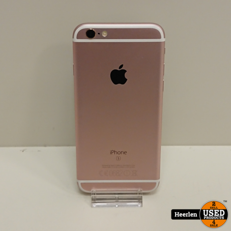 Apple iPhone 6S | 64GB | Rose Goud | B-Grade | Met Garantie