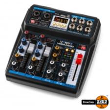 Vonyx Vonyx 4-kanaals Music Mixer