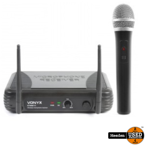 Vonyx VHF Microfoon Systeem