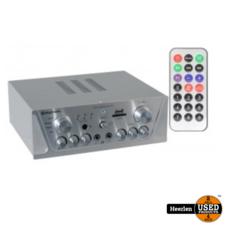Skytronic Skytronic Karaoke Amplifier USB-SD AV420S