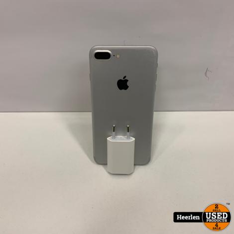 Apple iPhone 7 Plus | 32GB | Zilver | C-Grade | Met Garantie