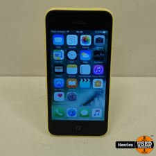 Apple Apple iPhone 5C | 8GB | Geel | B-Grade | Met Garantie