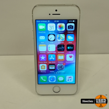 Apple Apple iPhone 5S | 16GB | Zilver | B-Grade | Met Garantie