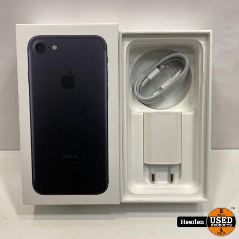 Apple iPhone 7 | 32GB | Jet Black | B-Grade | Met Garantie