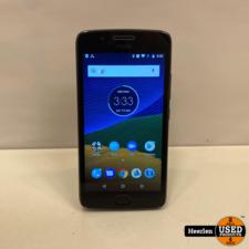 Motorola Motorola Moto G5 | 16GB | Zwart | B-Grade | Met Garantie
