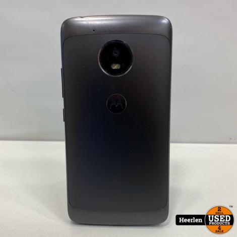 Motorola Moto G5   16GB   Zwart   B-Grade   Met Garantie